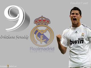 Wallpapers O Fondos De Pantalla De Cristiano Ronaldo