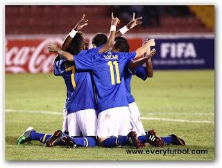 Resultado Partido Brasil (1) Vs Argentina (2) – Suramericano Sub 20 Peru 2011