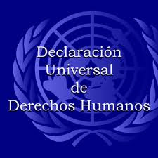 10 de Diciembre Día Universal de los Derechos Humanos