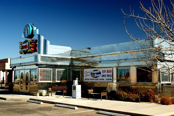 Travels with a muse the diner in sierra vista for J kitchen sierra vista menu