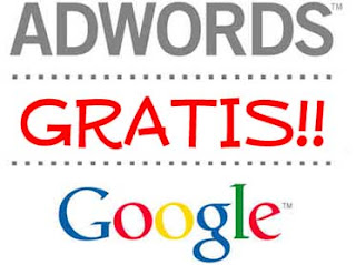 how to get gratis or freebie adwords and advertising from google