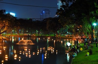 Festival of Light - Loy Krathong in Thailand