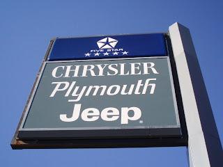 DEALERSHIP DEATH WATCH   Haynes Chrysler Jeep   Richmond, Virginia, VA