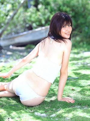 minami hashimoto sexy bikini girl of japan