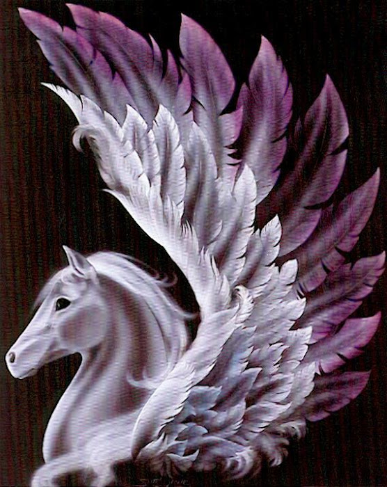 Purple Pegasus