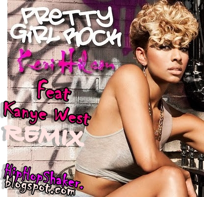 keri hilson pretty girl rock video. Keri Hilson Feat Kanye West