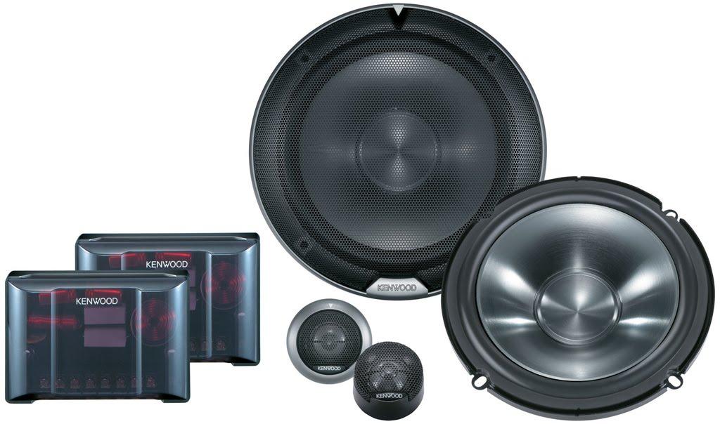 Component speakers car