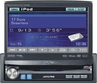 The Alpine Audio Car System