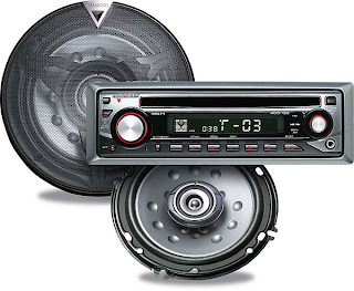 Kenwood Audio Car Speakers<br />