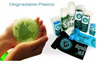 Degradable Plastic