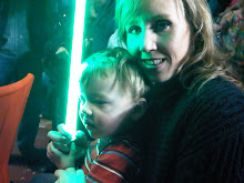 Mama and Luke