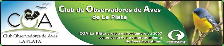 COA La Plata - Salidas