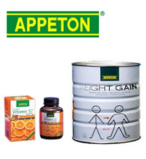 Appeton Weight Again
