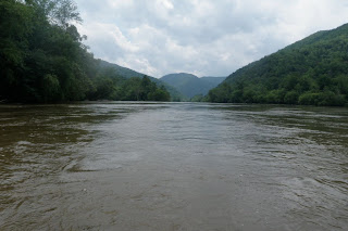 Windy Flats, French Broad River, NC