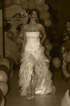Vestidos de noiva com racha