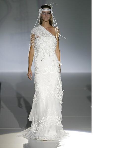 Rendas para vestidos de noiva