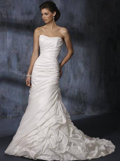 A noiva - vestidos de casamento