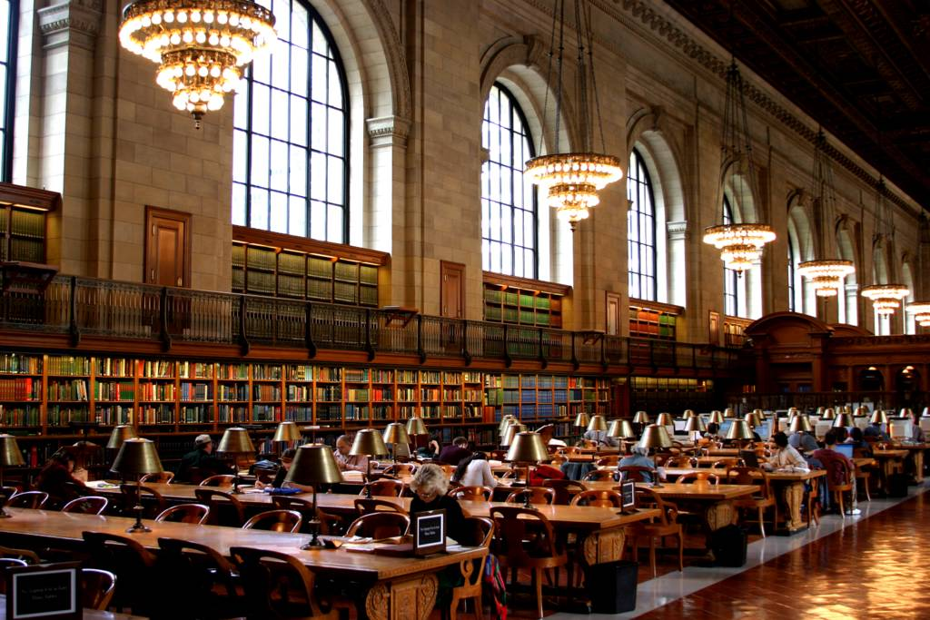 how to get a new york public library card