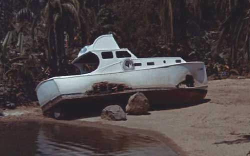 Gilligan S Island Ship
