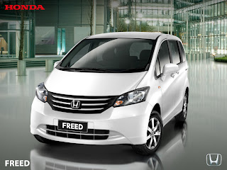 Harga Honda Freed Terbaru