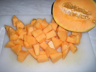 Articole culinare : Gelato al melone con Bimby