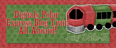 Digitals Polar Express Blog Train ~ Day 2