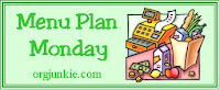 mpm121 Menu Plan Monday   September 1
