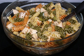  Roasted Bell Pepper Rotini