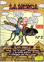 la mosca comix 2