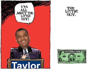 Dwayne Taylor and government for those who pay