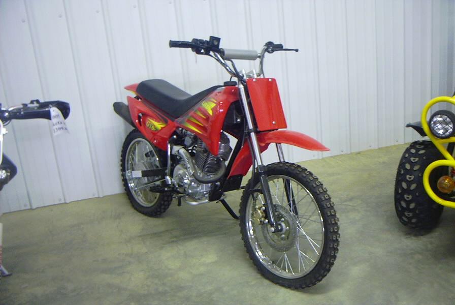 Cheap 100cc honda dirt bikes for Cheap honda motors for sale