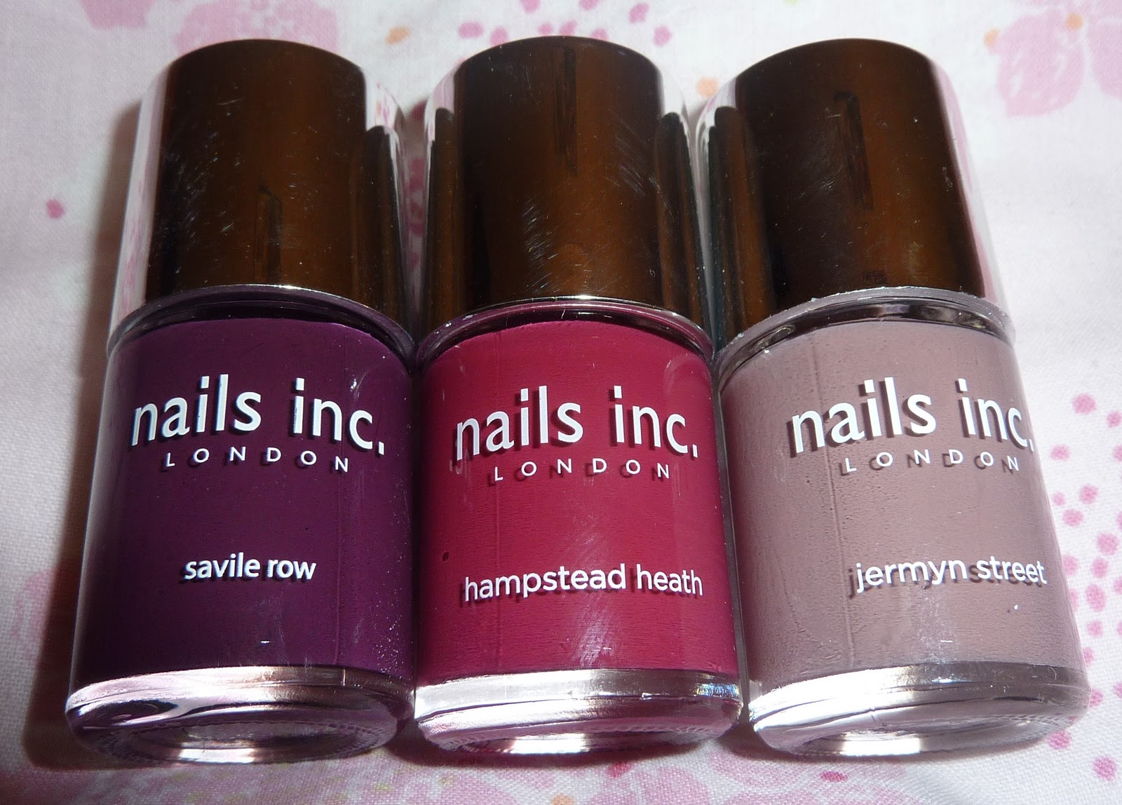Click and Make-Up Beauty Blog: Free Nails Inc. with December\'s ...