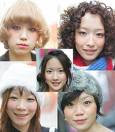 Japanese Female Hair Style