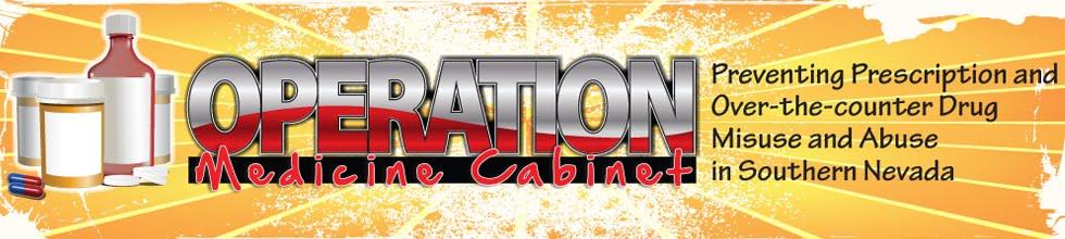 Operation Medicine Cabinet - Las Vegas