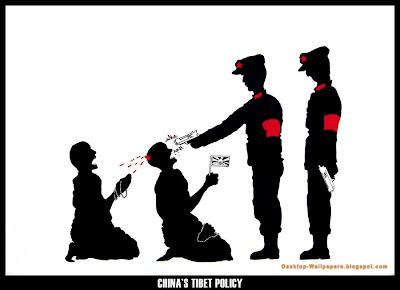 china omoara buddisti, comunism razboi pace