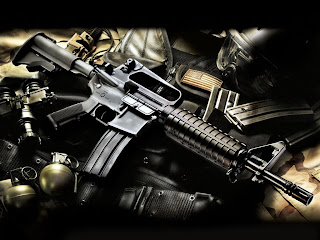 gun war bomba