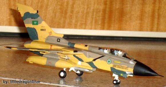 Caça-Bombardeiro - Panavia Tornado IDS RSAF