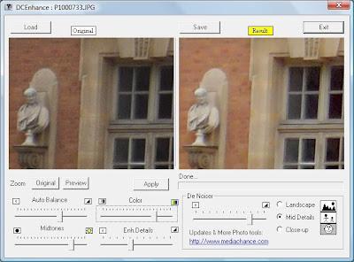capture d'écran Free DCE