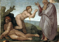Michelangelo: Creation of Eve