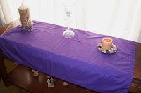 Lenten Family Altar