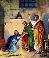 The Philippian Jailer