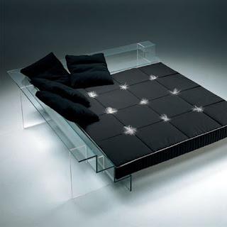 esclusivo in plexiglass. Black Bedroom Furniture Sets. Home Design Ideas