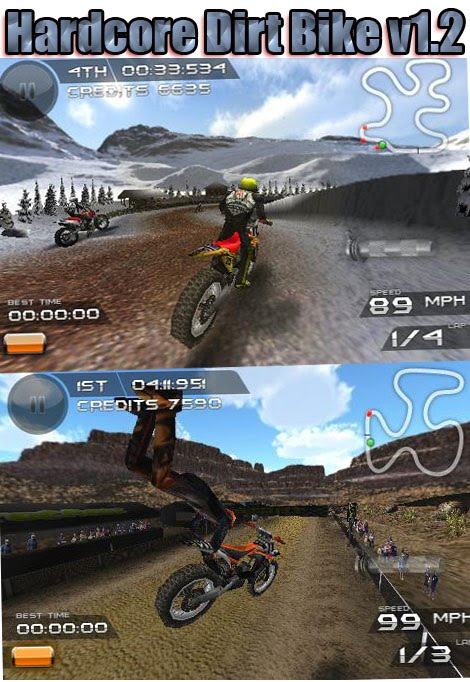 Hardcore Dirt Bike v1.2. Requirements: Android