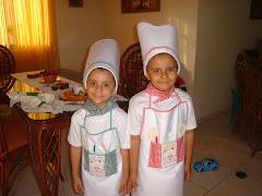 Chef David y Chef Jorge