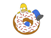 I don't love 'em like Homer Simpson loves 'em, but there ain't many things I .