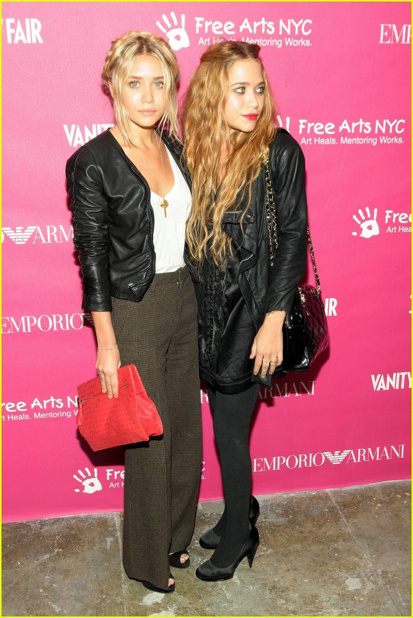 Simone 39 S Fashion Closet Celeb Feature The Olsen Twins