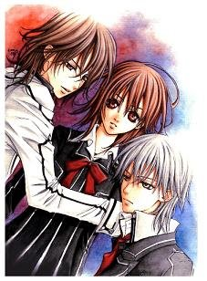 ¡Descarga Vampire Knight!