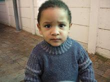 my baby nephew