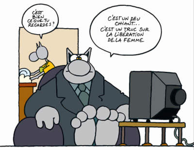 Le coin des bulles novembre 2009 - Loi sur les chats et le voisinage ...