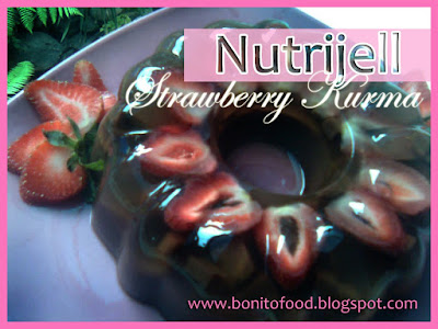 Nutrijell Strawberry Kurma
